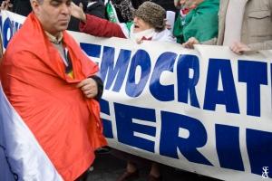 Manifestation PARIS = ALGERIE ? 15 JANVIER 2011