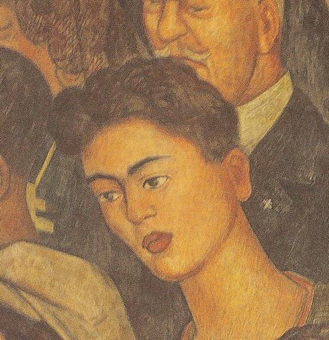 Diego Rivera, murales del Palacio Nacional (3/6)