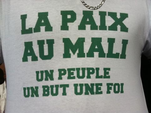 La paix au Mali, un peuple, un but, une foi ! (5/6)