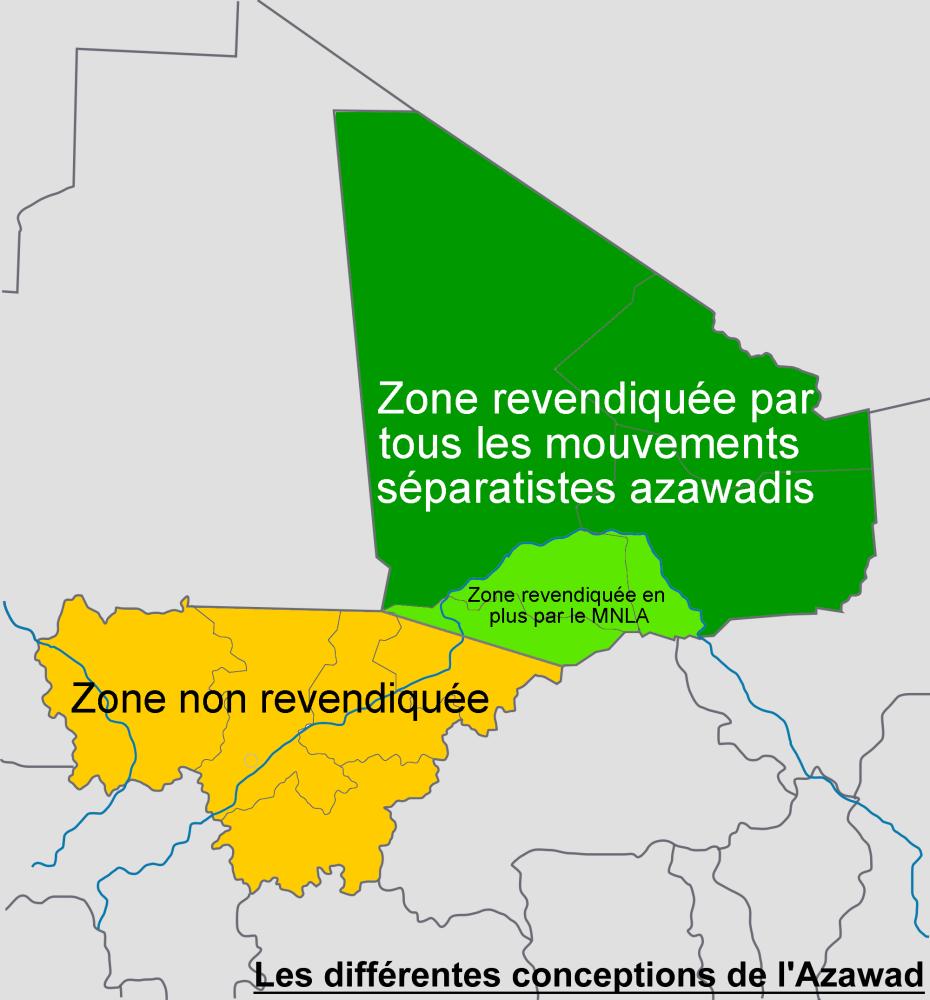 La paix au Mali, un peuple, un but, une foi ! (1/6)