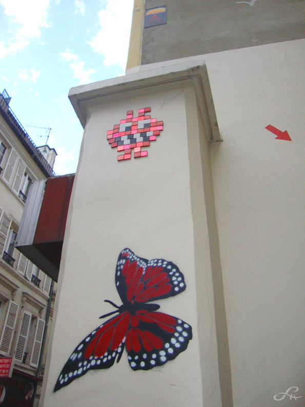 Street art du côté de la Place de Clichy (5/6)