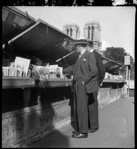 bouquinistes quais paris