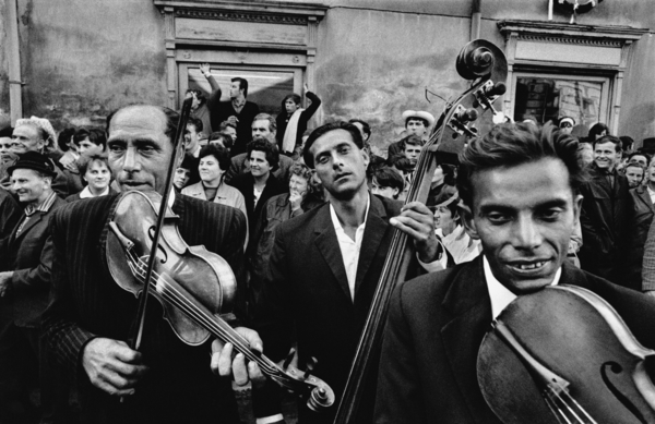 © Josef Koudelka - Rencontres Arles