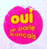 oui français