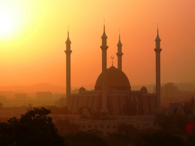 Mosquee Abuja