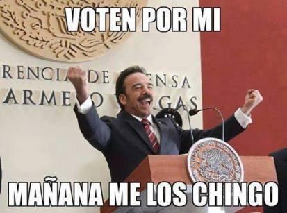 voto por me