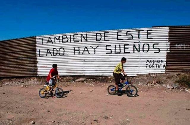 « De ce côté aussi il y a des rêves » Acción Poética