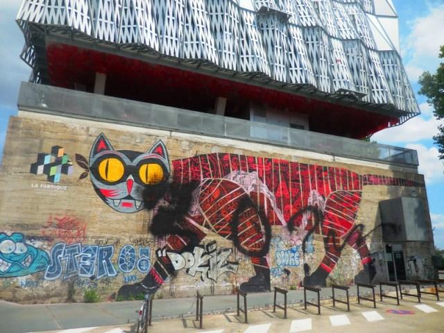 Nantes Street Art Le Parc De La Loire Lapartmanquante